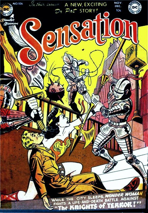 Sensation Comics Volume One Issue 106