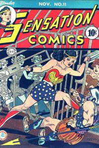 Sensation Comics Volume One issue 11