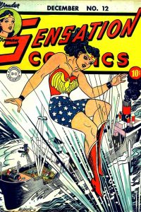 Sensation Comics Volume One Issue 12