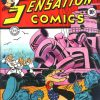Sensation Comics Volume One Issue 15