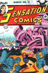Sensation Comics Volume One Issue 15