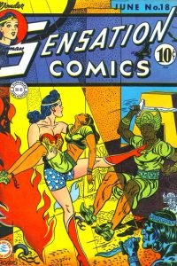 Sensation Comics Volume One Issue 18