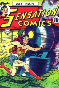 Sensation Comics Volume One issue 19