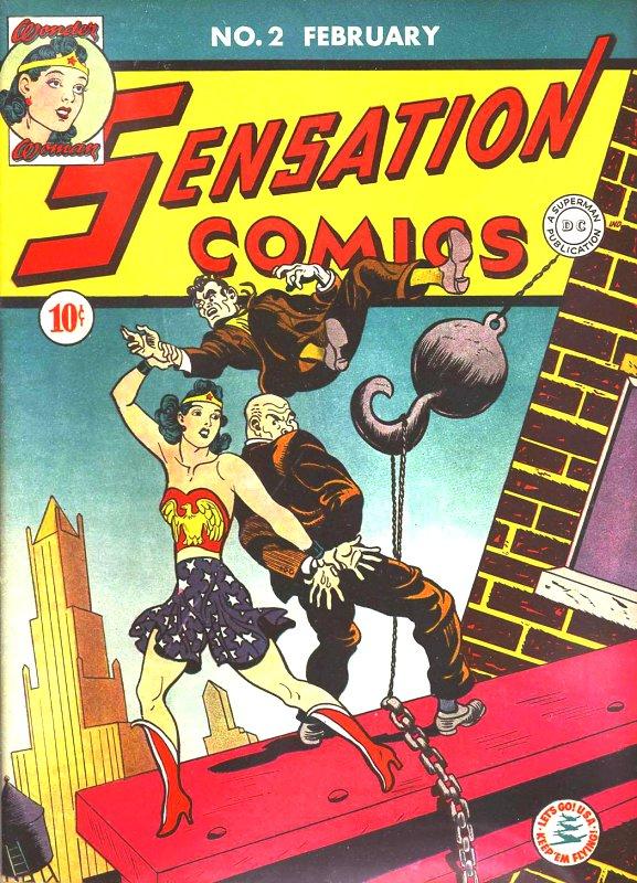 Wonder Woman Volume One issue 2