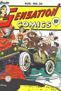 Sensation Comics Volume One Issue 20
