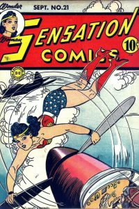 Sensation Comics Volume One Issue 21