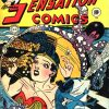 Sensation Comics Volume One Issue 22