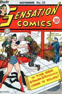 Sensation Comics Volume One Issue 23