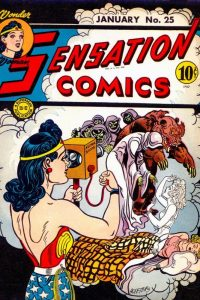 Sensation Comics Volume One Issue 25