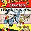 Sensation Comics Volume One Issue 27
