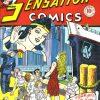 Sensation Comics Volume One Issue 29