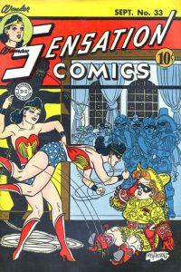 Sensation Comics Volume One Issue 33