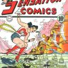 Sensation Comics Volume One Issue 35