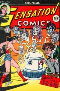 Sensation Comics Volume One Issue 36