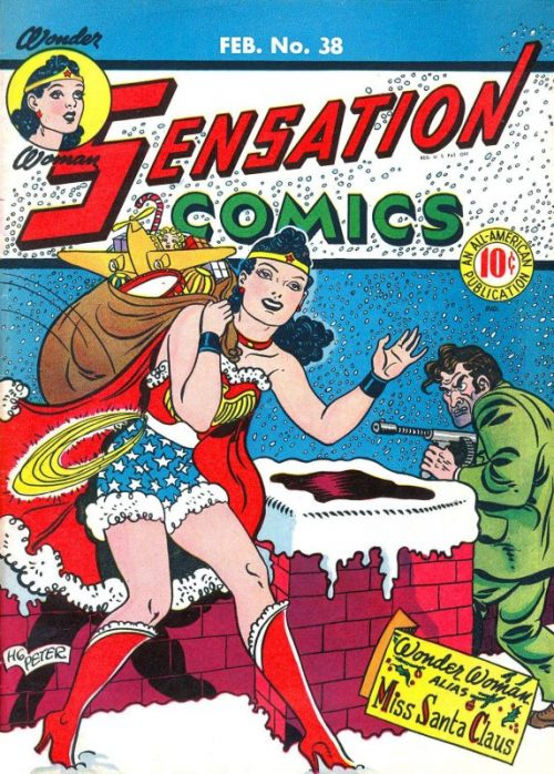 Sensation Comics Volume One Issue 38