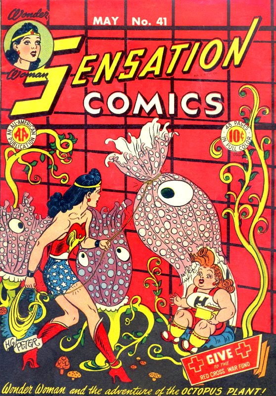 Sensation Comics Volume One issue 41