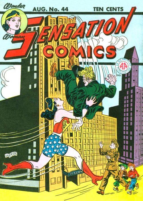 Sensation Comics Volume One Issue 44