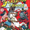Sensation Comics Volume One Issue 45