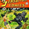 Sensation Comics Volume One Issue 5