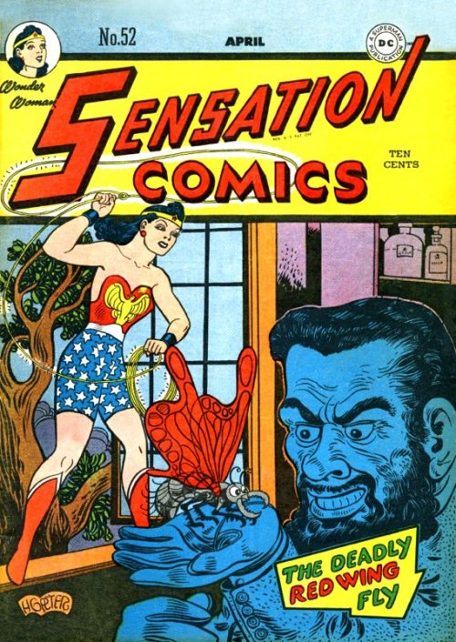 Sensation Comics Volume issue 52