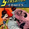 Sensation Comics Volume One issue 55