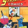 Sensation Comics Volume One issue 56