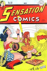 Sensation Comics Volume One issue 58