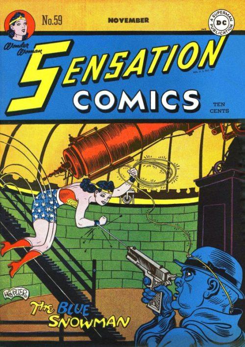 Sensation Comics Volume One Issue 59