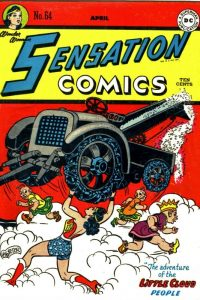 Sensation Comics Volume One Issue 64