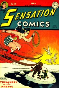Sensation Comics Volume One Issue 65