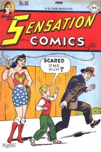 Sensation Comics Volume One Issue 66