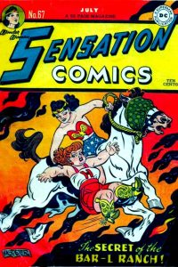 Sensation Comics Volume One Issue 67