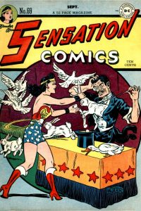 Sensation Comics Volume One issue 69
