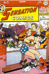 Sensation Comics Volume One Issue 75