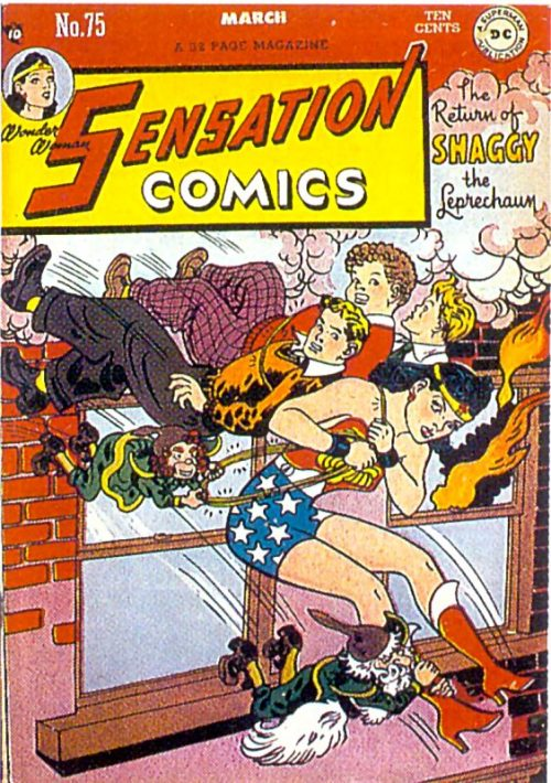 Sensation Comics Volume One Issue 75