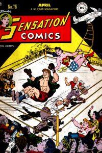 Sensation Comics Volume One Issue 76