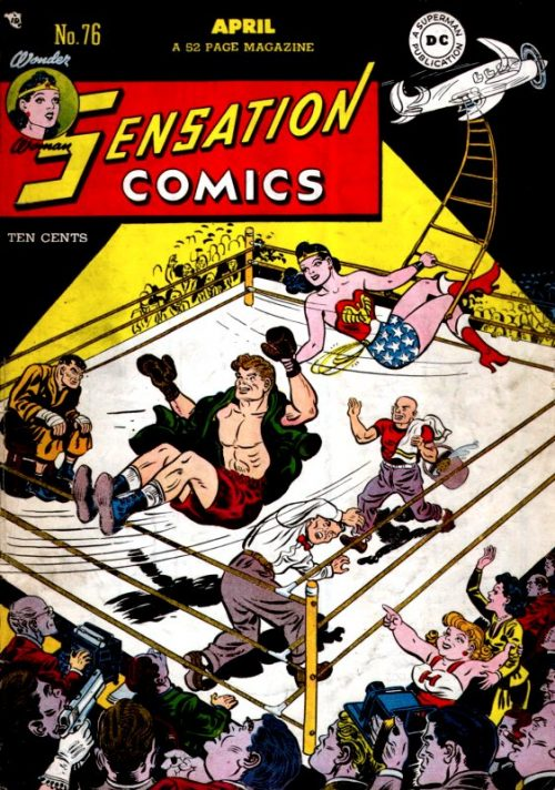 Sensation Comics Volume One Issue 76