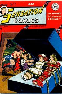 Sensation Comics Volume One issue 77