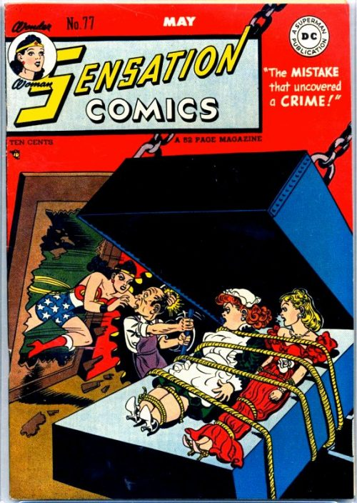 Sensation Comics Volume One issue 77