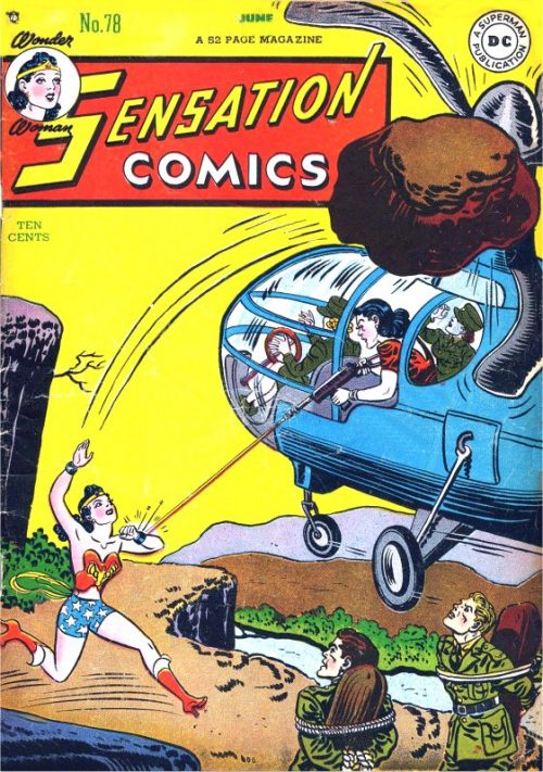 Sensation Comics Volume One Issue 78