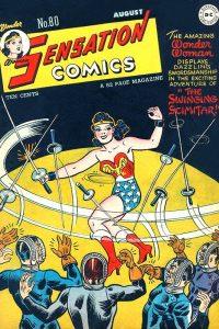 Sensation Comics Volume One Issue 80