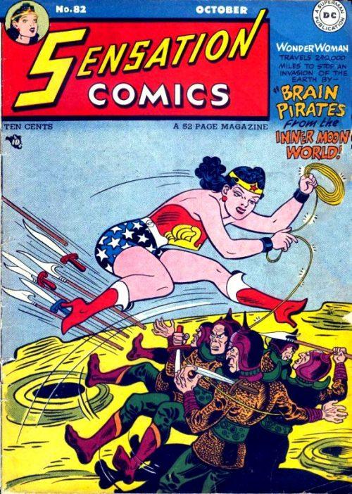 Sensation Comics Volume One Issue 82