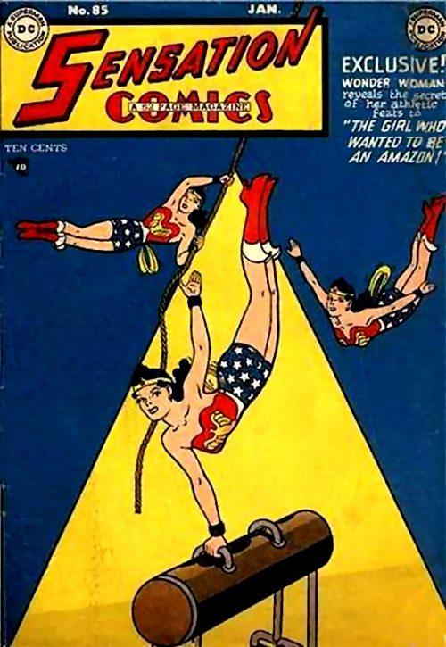 Sensation Comics Volume One Issue 85