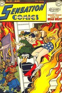 Sensation Comics Volume One issue 87