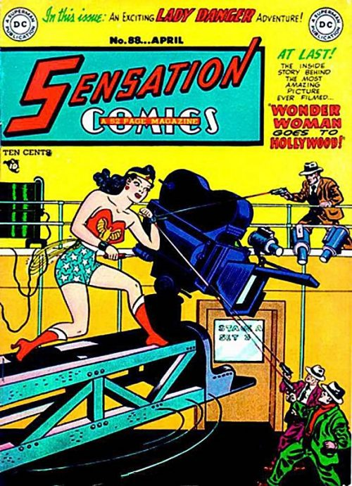 Sensation Comics Volume One Issue 88