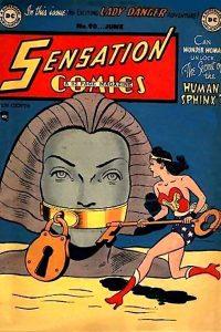 Sensation Comics Volume One Issue 90