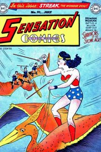 Sensation Comics Volume One issue 91