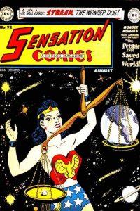 Sensation Comics Volume One Issue 92