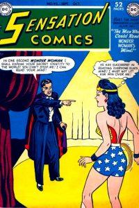 Sensation Comics Volume One issue 93