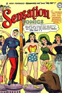 Sensation Comics Volume One issue 96